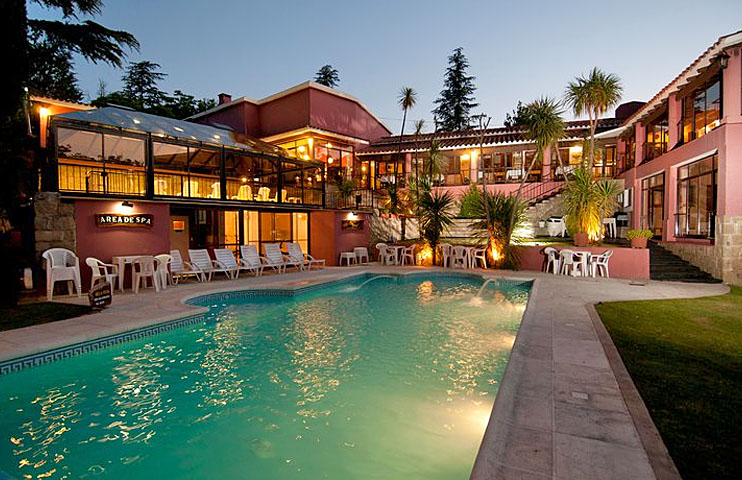 Hotel tanti en villa carlos paz hoteles resorts apart for Apart hotel torino
