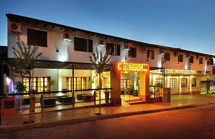 Hotel aranjuez en villa carlos paz hoteles en villa - Hoteles de tres estrellas en granada ...