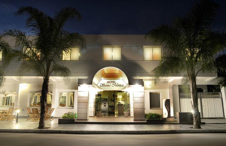 hotel la toscana en villa carlos paz: